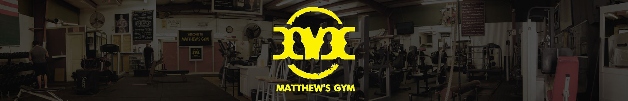 Matthews Gym – Your Local Forest City Gym