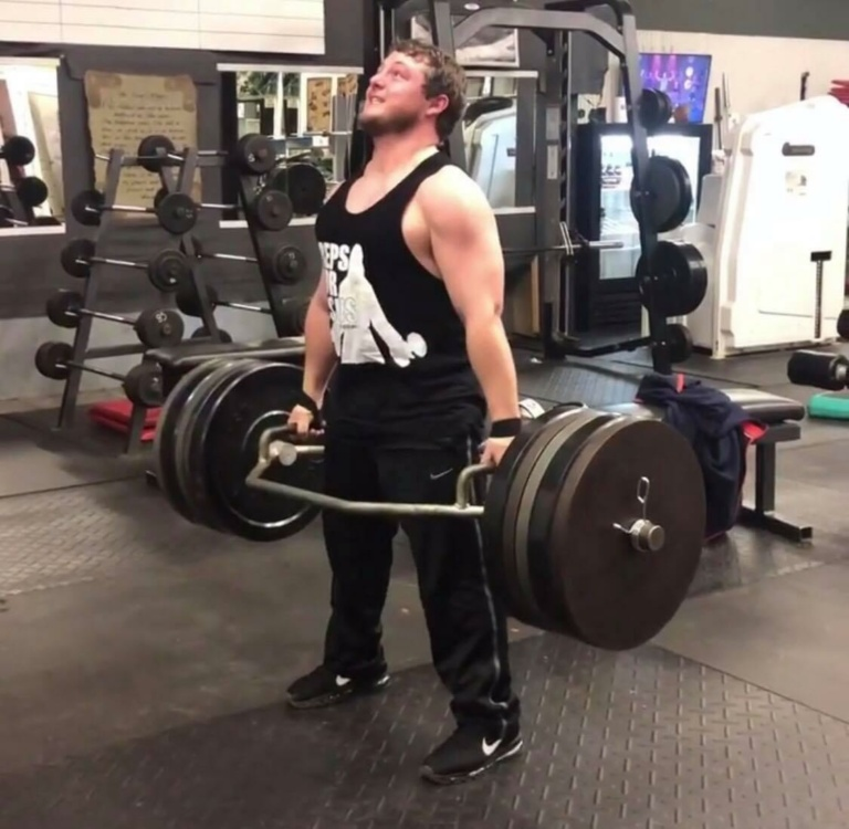 Personal Trainer at Matthew's Gym in Forest City, NC - Josh Waters