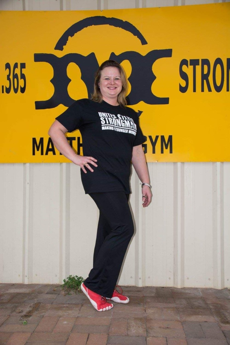 Personal Trainer at Matthew's Gym in Forest City, NC - Lisa Higgins