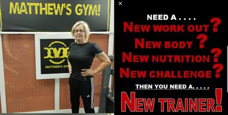 Personal Trainer at Matthew's Gym in Forest City, NC - Tanya Allen